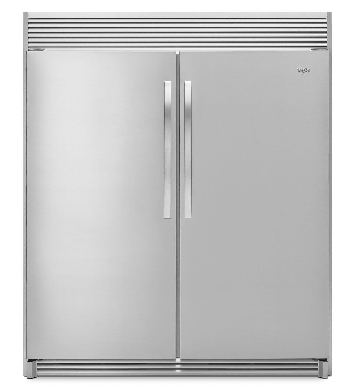 31 Inch Wide Sidekicks All Refrigerator With Led Lighting 18 Cu Ft Wsr57r18dh Whirlpool Large Refrigerator Kitchen Refrigerator Big Refrigerator