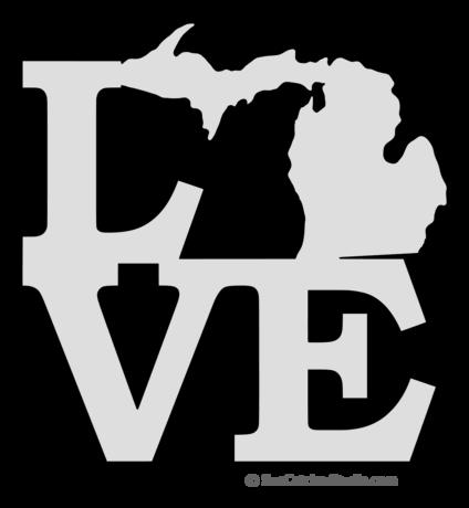Michigan Map Outline Printable State Shape Stencil Pattern Michigan Mitten Template Michiganmittentempla In 2020 Map Outline Scroll Saw Pattern Free Clip Art