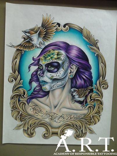Tattoo School Becoming A Tattoo Artist Soul Tattoo Tattoo Apprenticeship