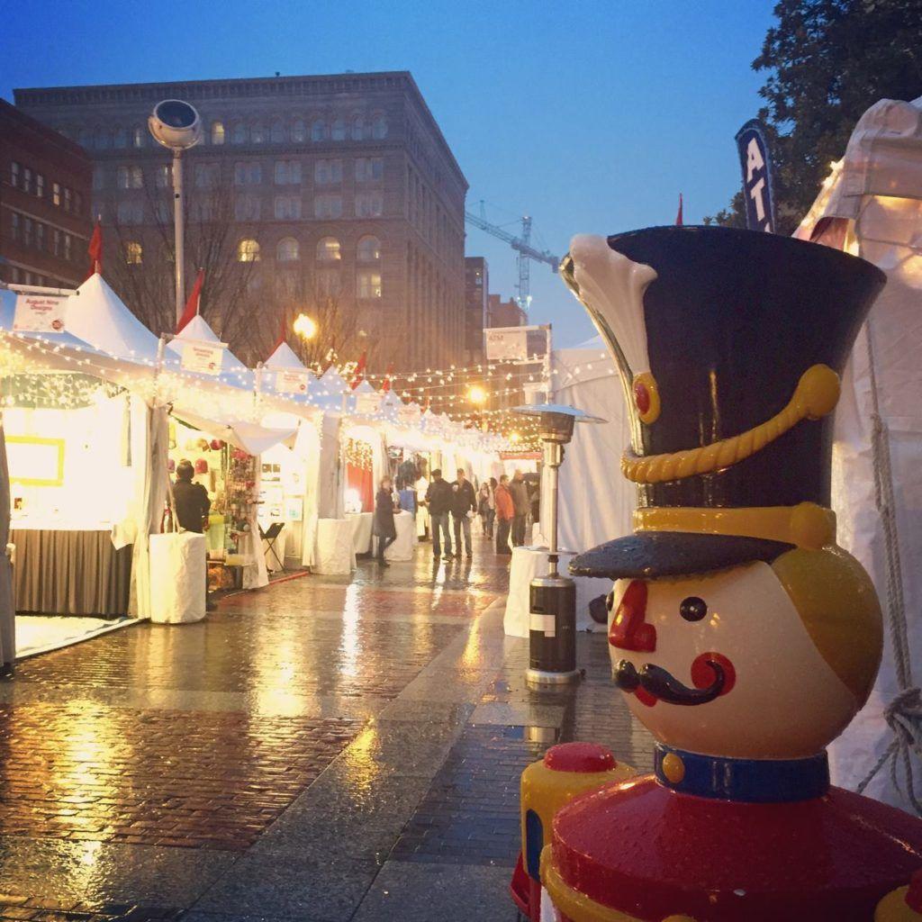 downtown holiday market washington dc christmas holidays trip - Christmas Market Dc
