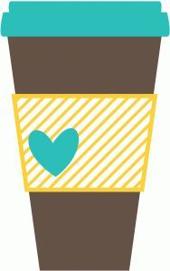 Paper Coffee Cup Silhouette Google Search With Images Coffee
