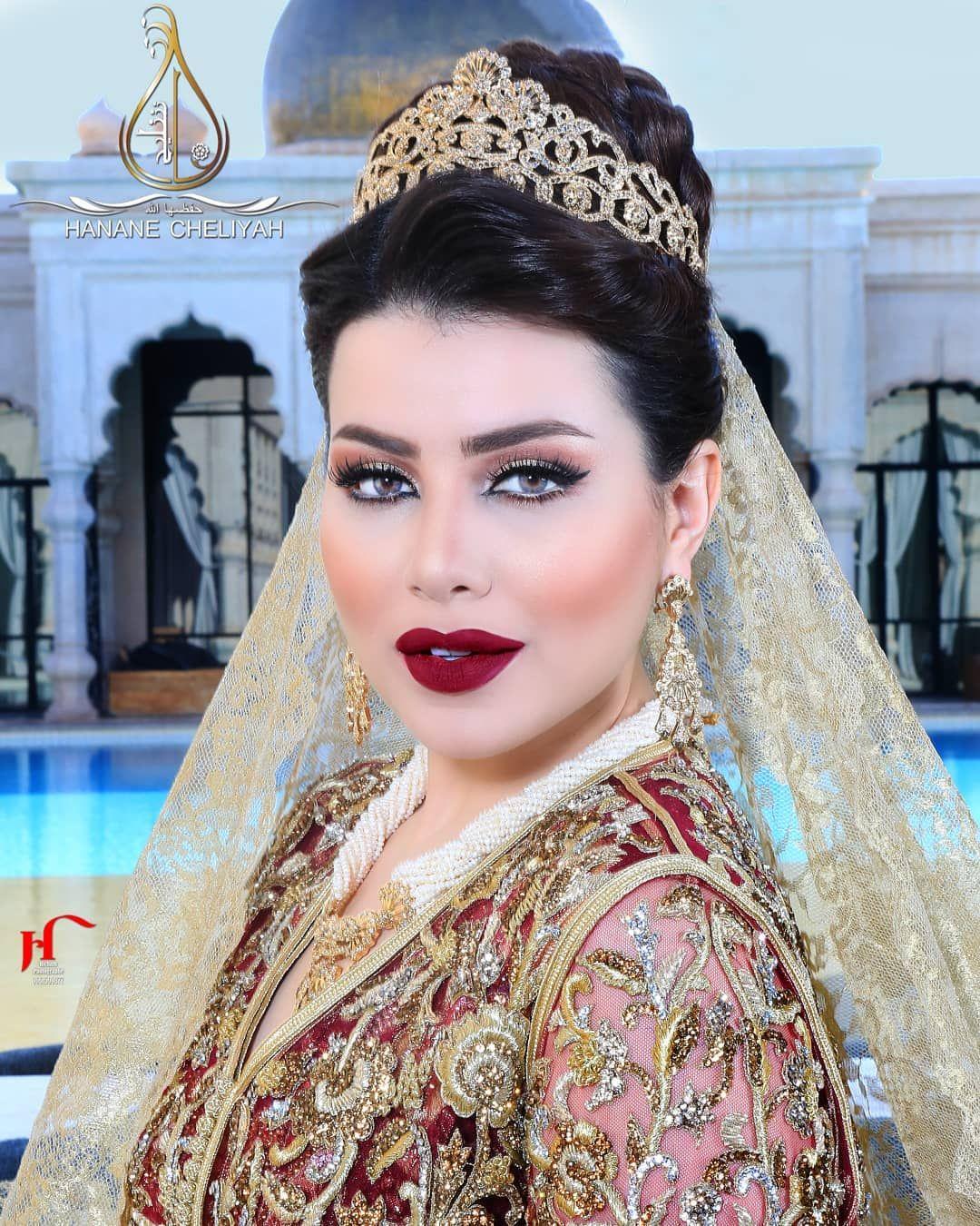 يلة سعيدة لمحبين حنان الشلياح استوديو هشام مازالت أسطورة الأميرات تحتل قلوب الن ساء والفتيات فمنذ الص غر تحلم الف Moroccan Bride Moroccan Fashion Fashion