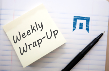 This week, we cover a variety of topics including the markets for ...