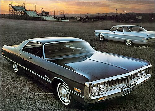 Chrysler Imperial 1972 With Images Chrysler Imperial Chrysler