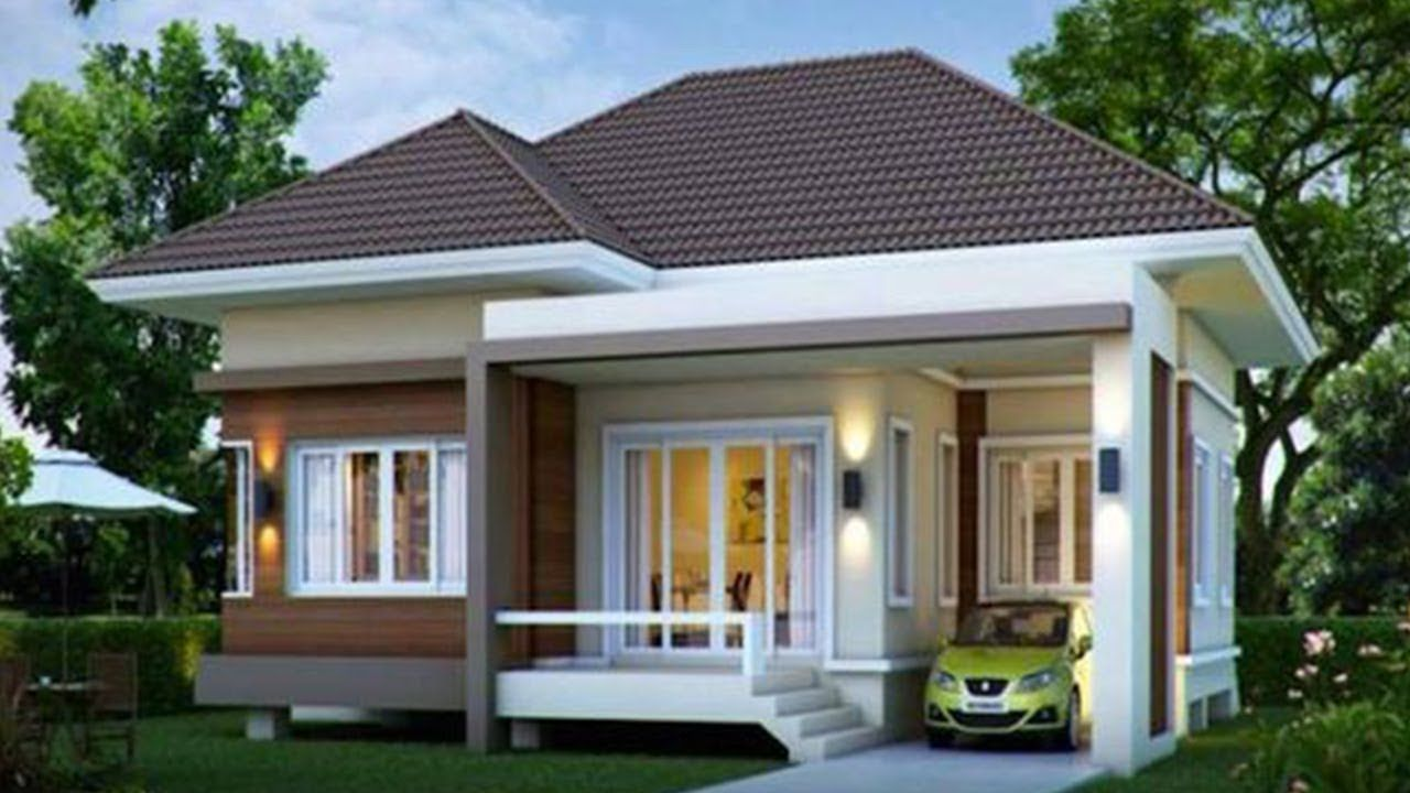 90 Small House Design Ideas Simple and Beautiful Home ...