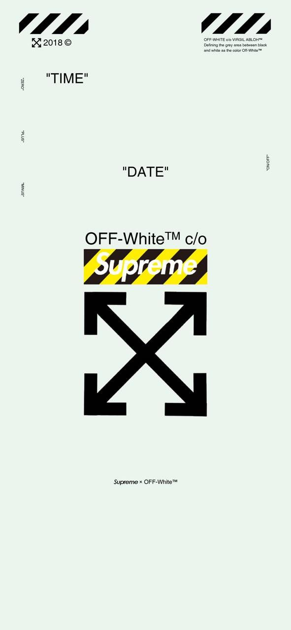 Off White Iphone 5 5s Wallpaper App X Fit White Wallpaper For Iphone Iphone Wallpaper Off White Hypebeast Iphone Wallpaper