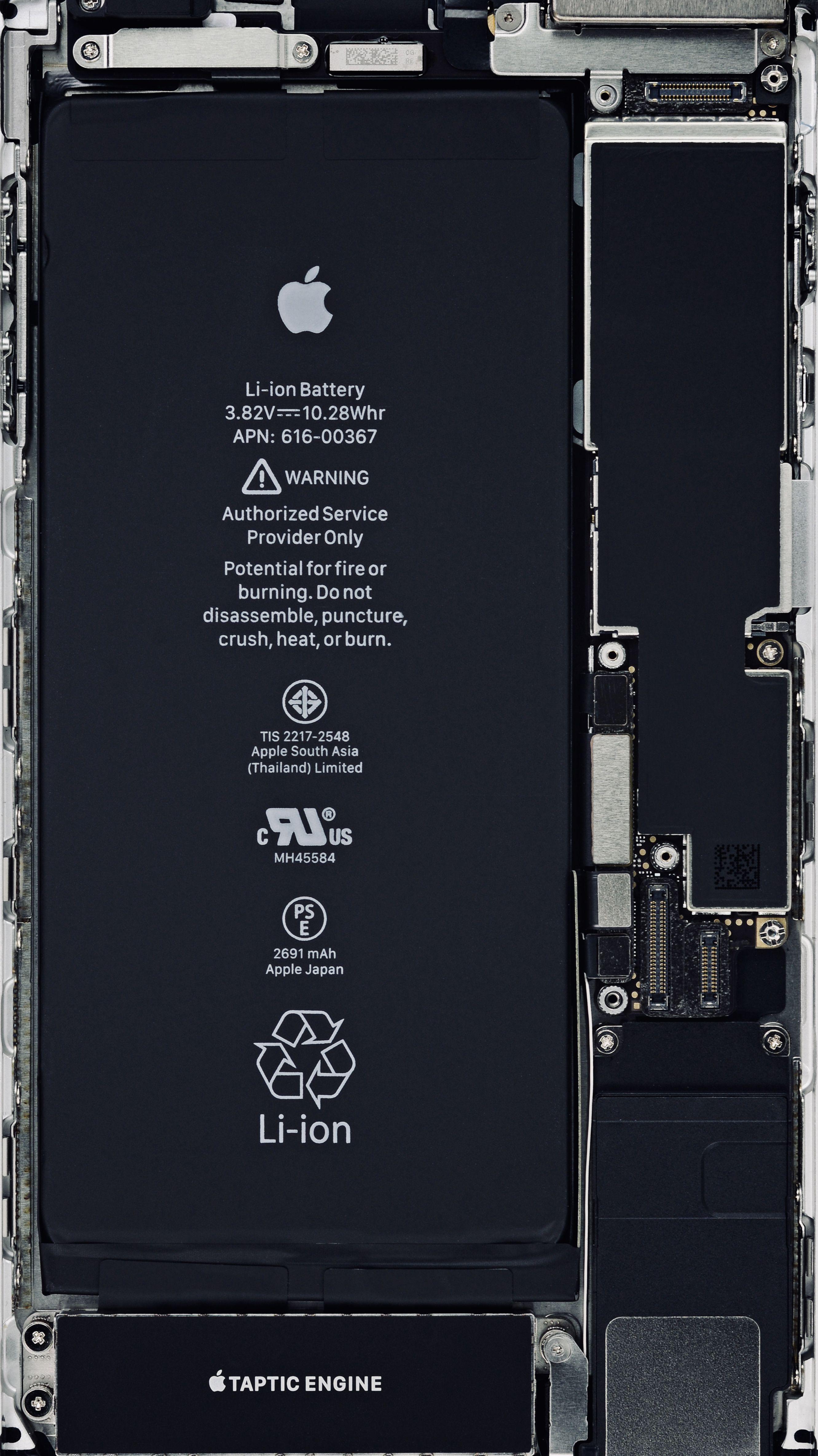Iphone 8 Inside Wallpaper Oboi Dlya Mobilnyh Telefonov