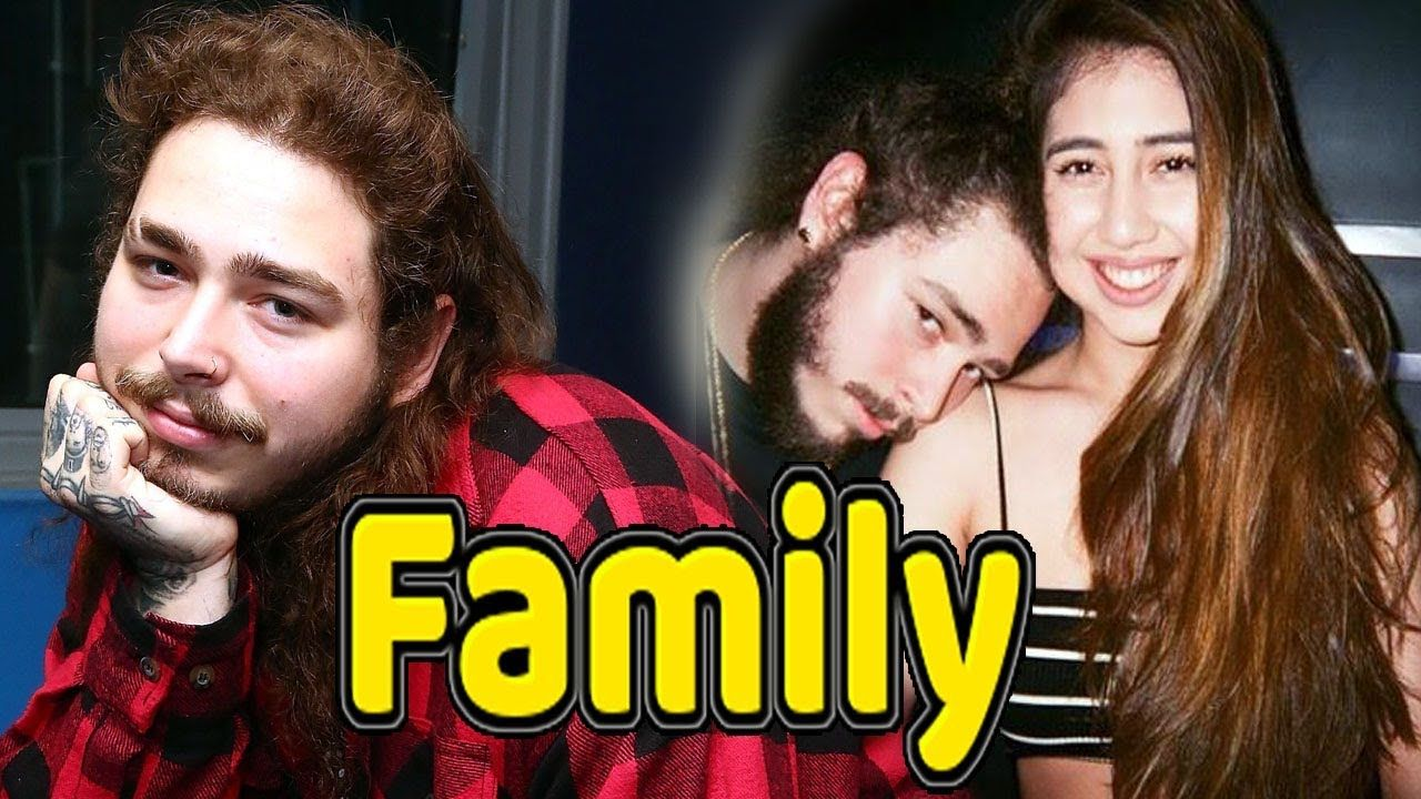 Post Malone Family Photos With Father and Girlfriend