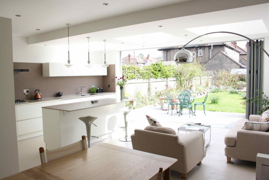 Rear Extension Cost Simply Extend London
