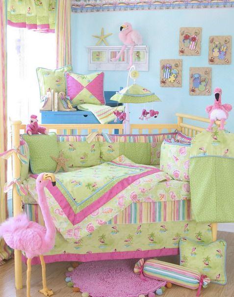 El diseño del dormitorio del bebé Temas Ideas con diseños coloridos