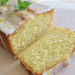 Zesty Lemon Loaf Recipe In 2019 Cake Cupcake And Dessert Pinspiration Lemon Loaf Loaf Recipes Lemon Loaf Cake