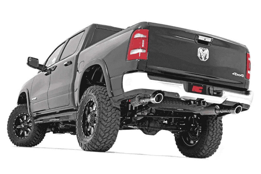 2019 Dodge RAM 6inch Suspension Lift Kit Rough Country