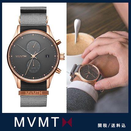 30b6120ed6 送料税込☆MVMT Watches☆Voyagerシリーズ Graphite 42mm 国内発 | want ...