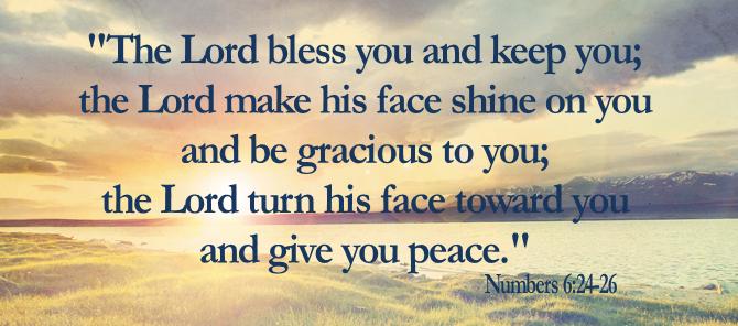 Numbers 6:24-26 | Faith scripture, Scripture quotes