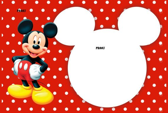 Pin Em Mickey Minnie B Day Party