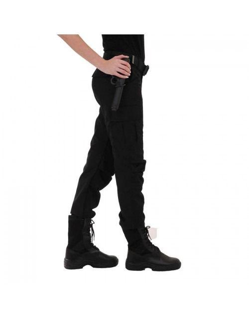2750938fa Na Use Militar você compra Calça Tática Feminina Preta de ótima  qualidade.Confira nossas ofertas