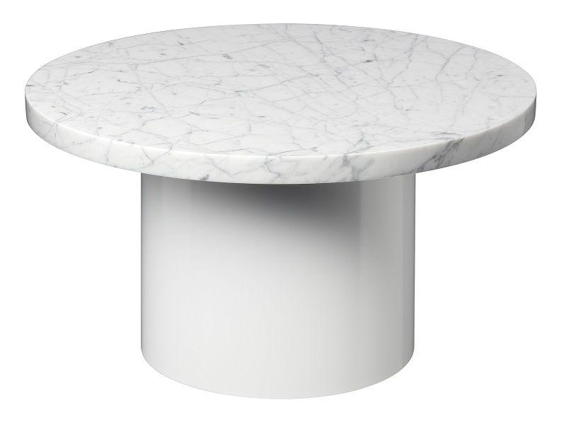 Mooie Design Bijzettafel.Mooie Witte Design Bijzettafel Van E15 Enoki Bijzettafel