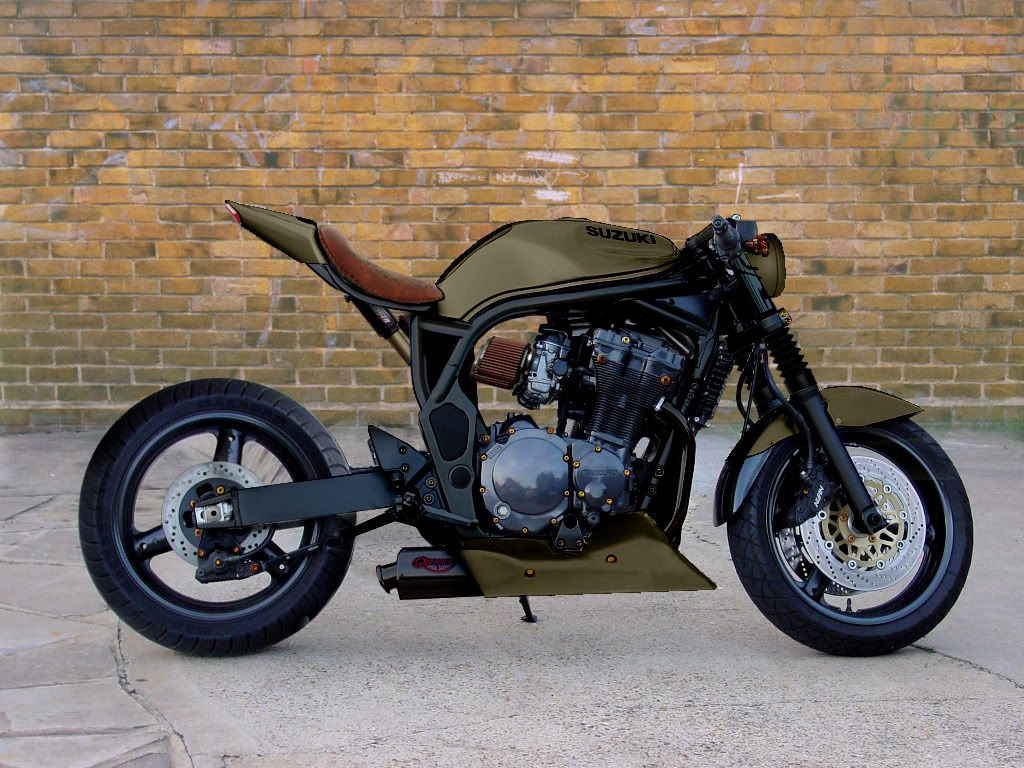 Suzuki Streetfighter Motorcycle | www.imgkid.com - The ...