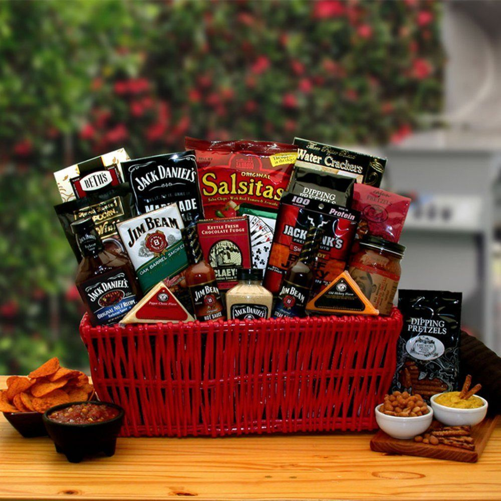 Gourmet Grilling Gift Basket For Men Jim And Jack Together At Last Grilling Gift Basket Hurry Check Out This Grea Bbq Gift Basket Grilling Gifts Bbq Gifts