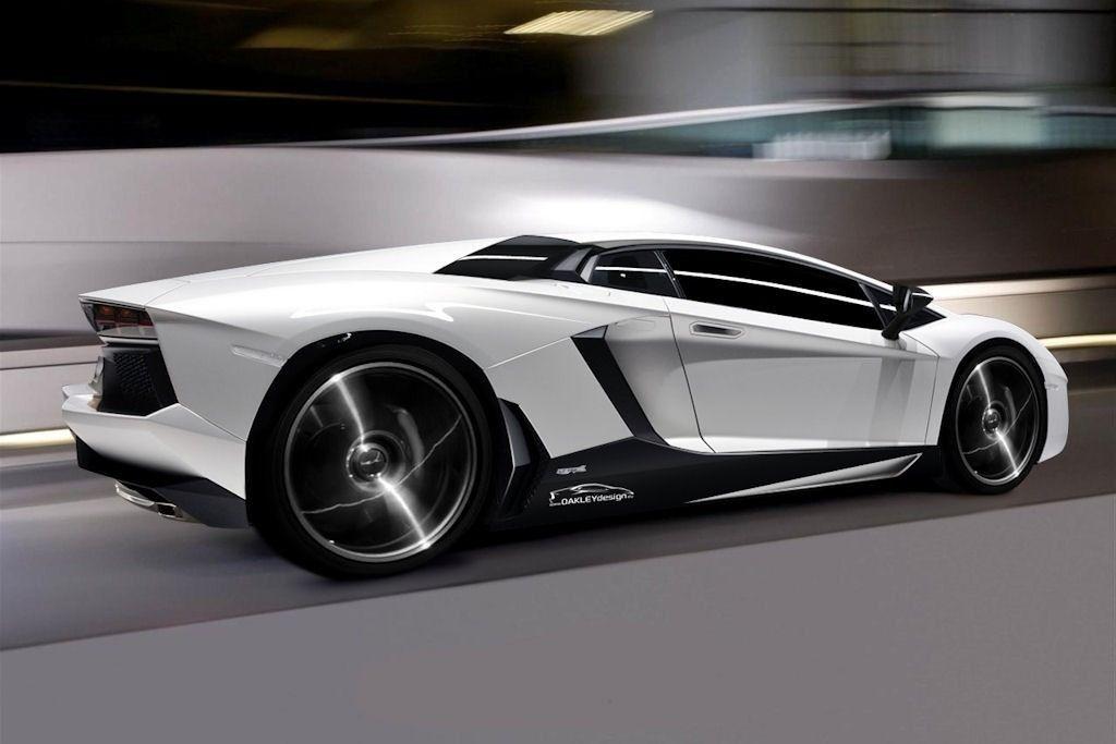 Oakley Design Aventador...