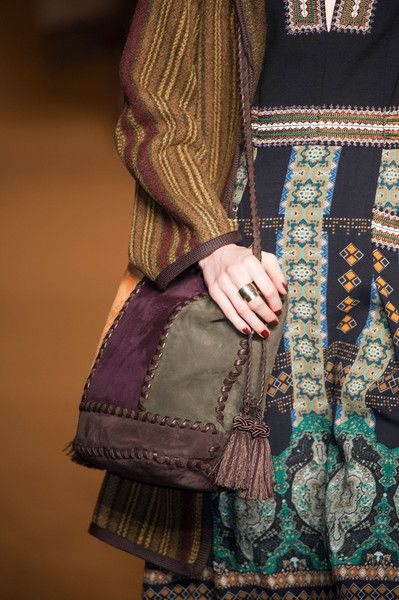 Etro Fall 2014 Runway Pictures - StyleBistro
