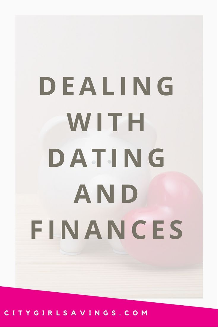 Dating talking about finances