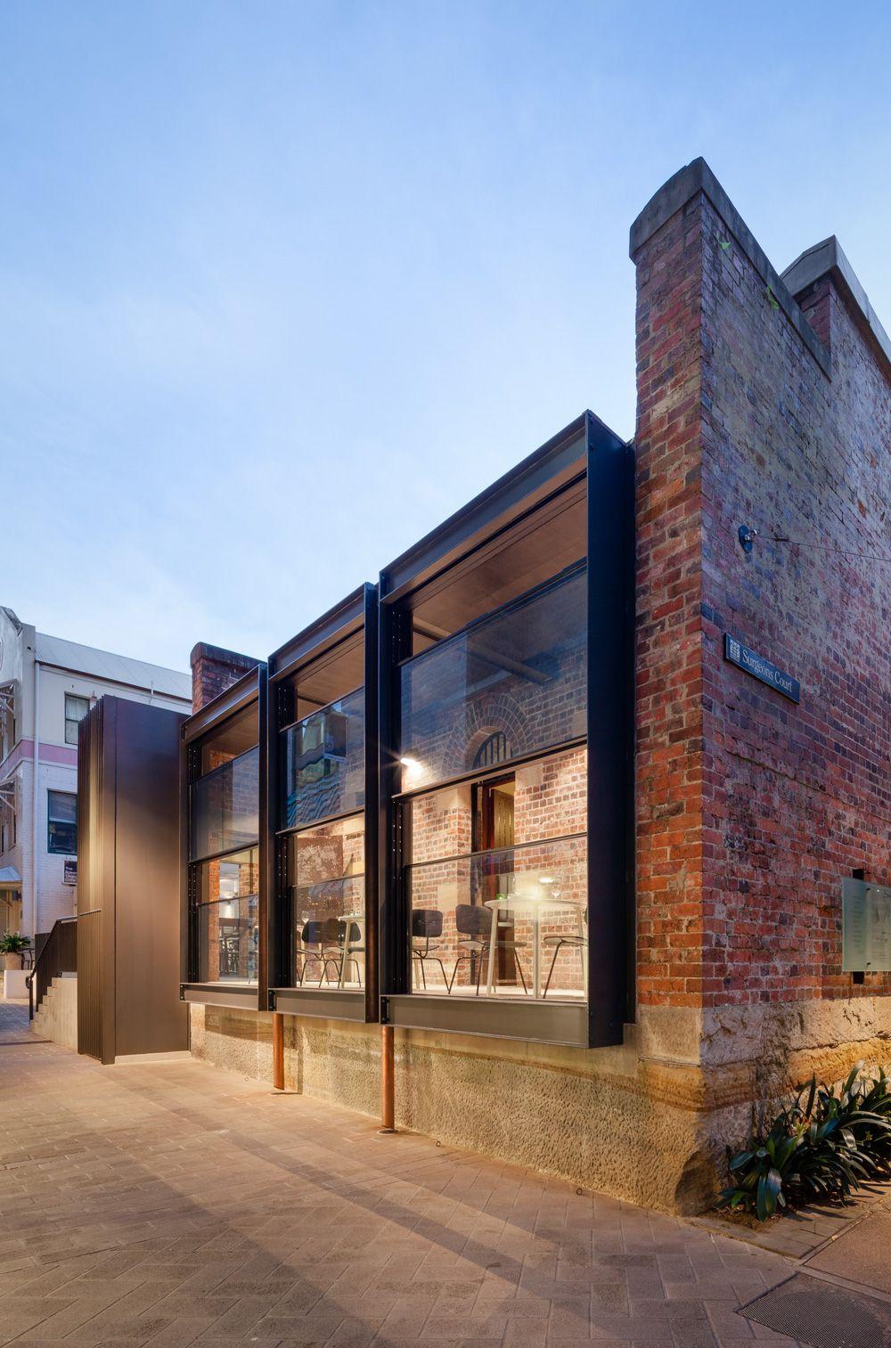 Welsh Major Architects The Rocks Old Police Station Brick