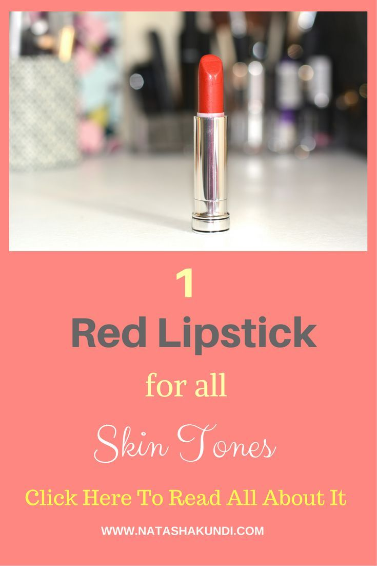 Red Lipstick Quotes Artonit Makeup The Red Lipstick For All Skin Tones  Red