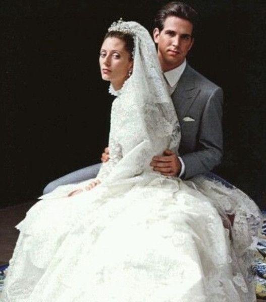 Real Greek Weddings: Princess Marie-Chantal Of Greece