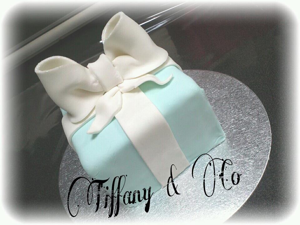 Tiffany & Co  Taller de tartas http://elblogdeimaginativa.blogspot.com