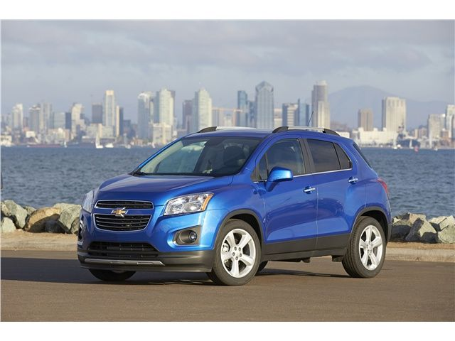 Chevrolet Trax  Month  Month Lease  MileYear