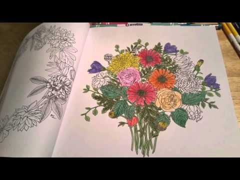 Papa Wolf's First Coloring Page 12272015 - YouTube