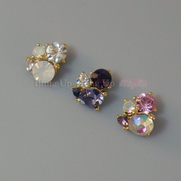 Handmade Luxury Supply For Nail Art Jewelry Decoden Or Any Other