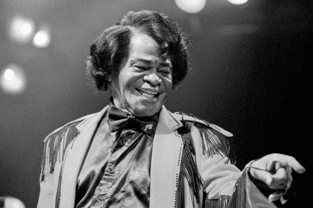 Pin On James Brown Singer