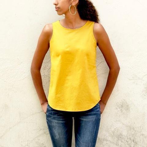 Gemma Sewing Pattern PDF