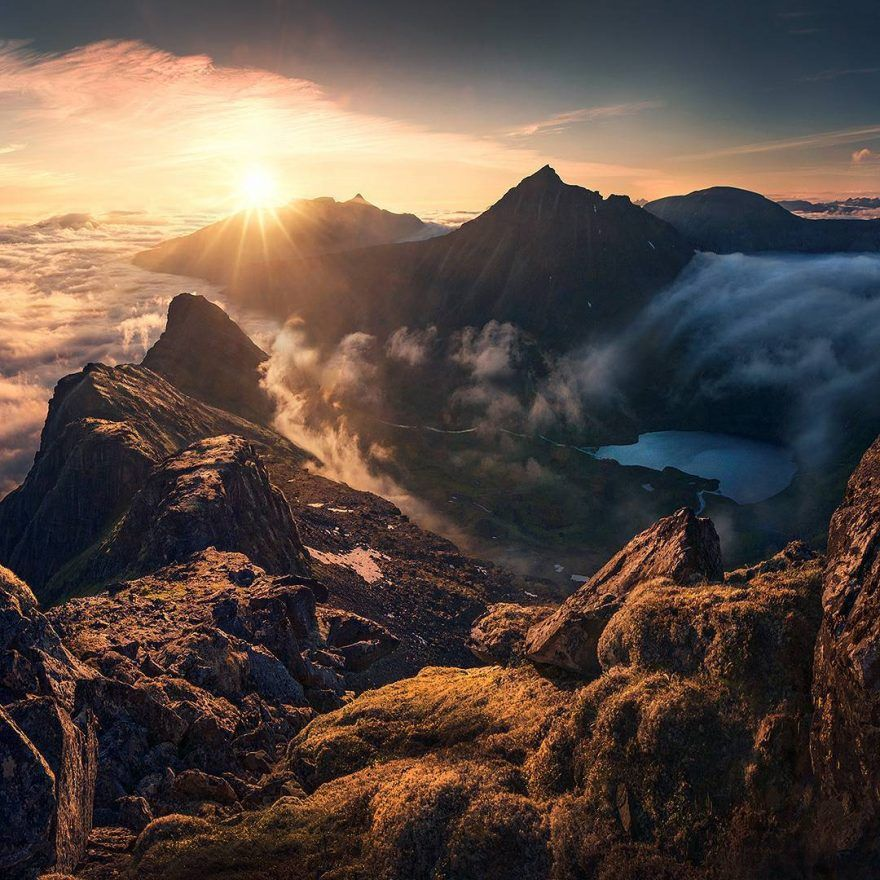 Max Rive Is A Talented 30 Year Old Photographer Adventurer And Climber From The Nether Mountain Landscape Photography Mountain Landscape Landscape Photography