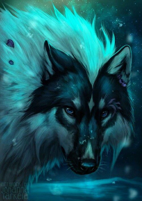 Beautiful Art Wolf Art Anime Wolf Wolf Artwork