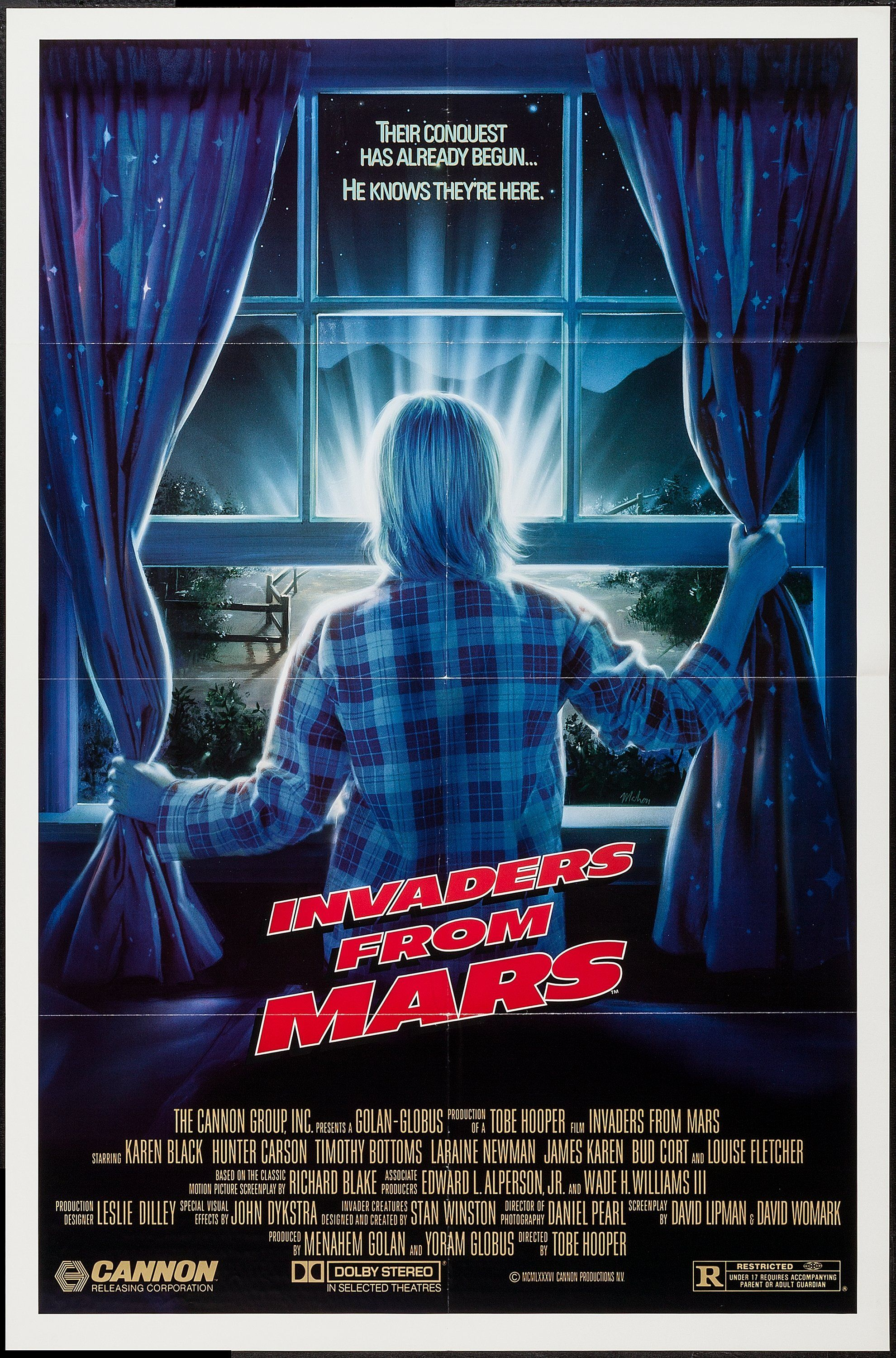 Invaders From Mars 1986 80s In Film Pinterest Movie Posters Short Circuit 27x40 Poster