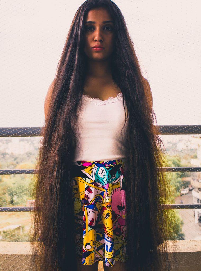 That Desi Girl  Garnier Fructis Review - Happy Hair -8508