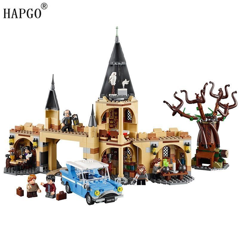 Lego Harry Potter Whomping Willow Hogwarts 75953 New Building 1set