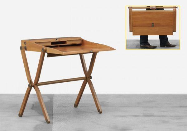 Tavolo Ripiegabile ~ Il tavolo scrittoio pieghevole della collezione pippa un grande