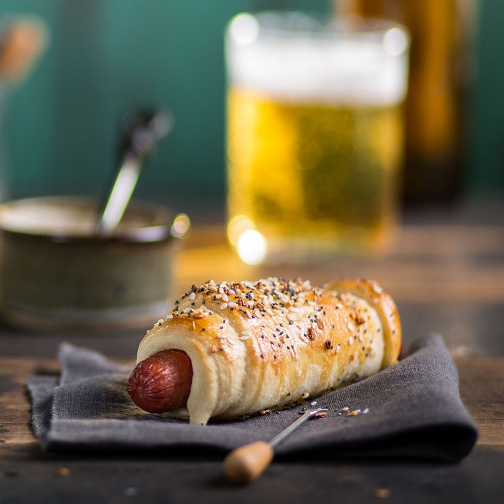 Everything Bagel Dogs | Recipe (With images) | Food ...