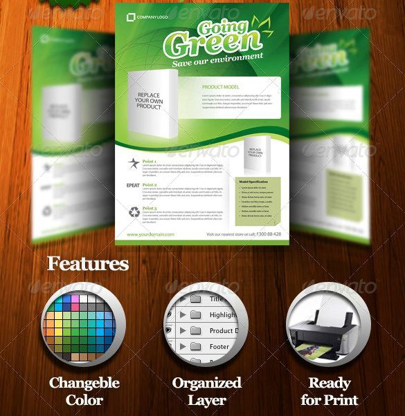 11+ Product Flyer Templates \ PSD Designs Free \ Premium - free product flyer templates