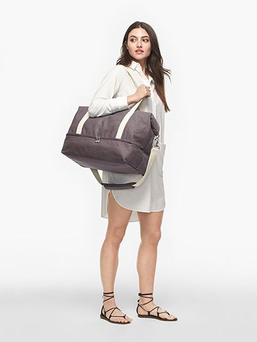 603c3232861 The Catalina Deluxe - Washed Canvas - Dove Grey - Small | Things to ...