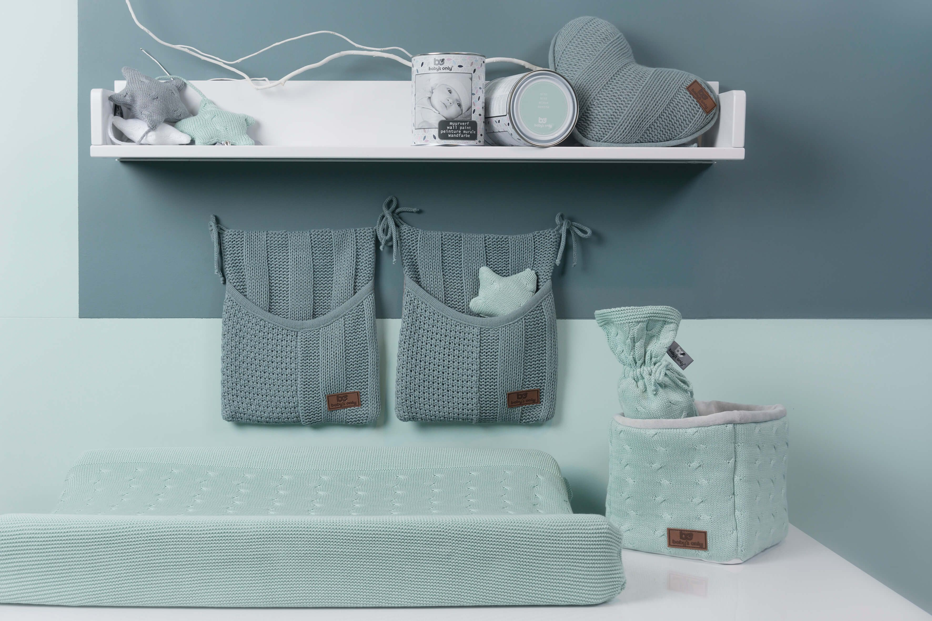 Baby s only stone green babykamer baby room baby