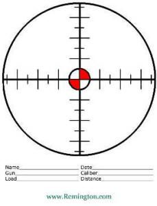 photo about Printable Sniper Targets named Pin upon Goals (printable)