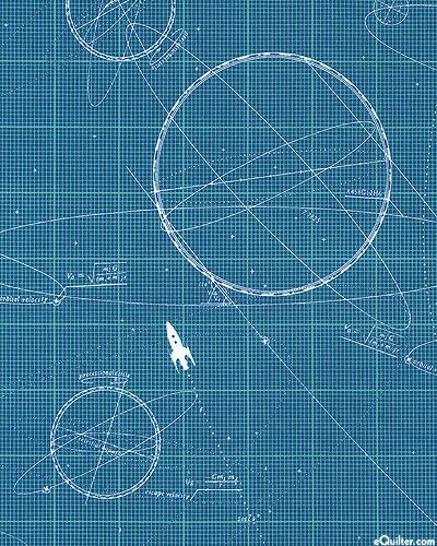 Rocket age spaced out blueprints delft blue blueprint rocket age spaced out blueprints delft blue malvernweather Choice Image