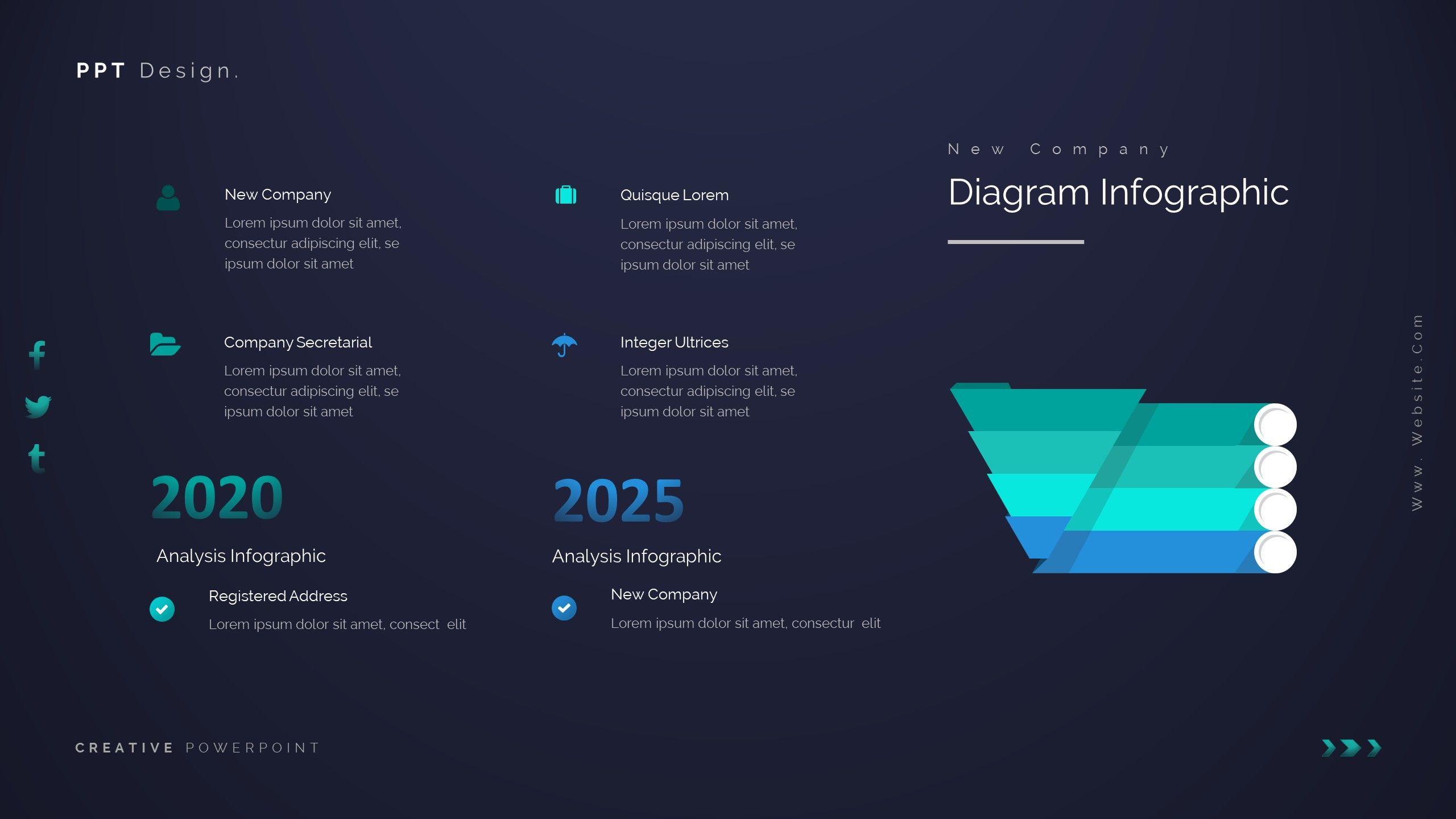 Mirora Premium Powerpoint Template Keynote template