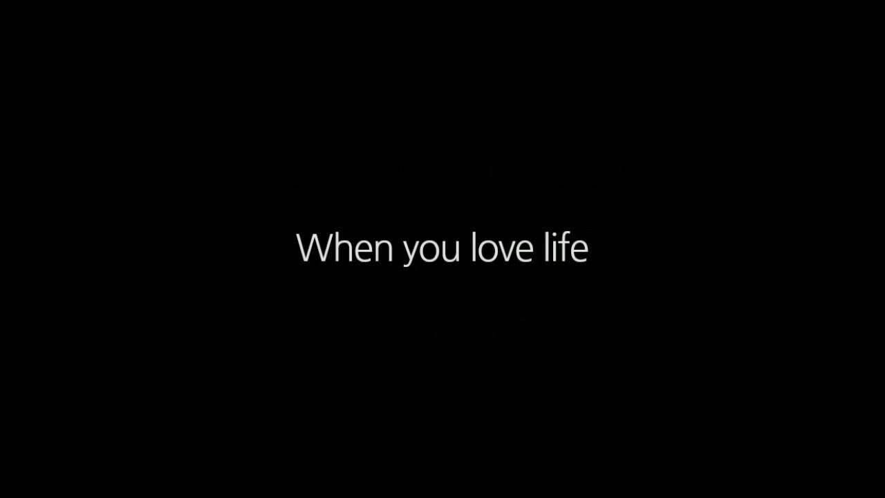 Love Life by Natalie Taylor (from the BareMinerals bareSkin Commercial)- Lyric Video