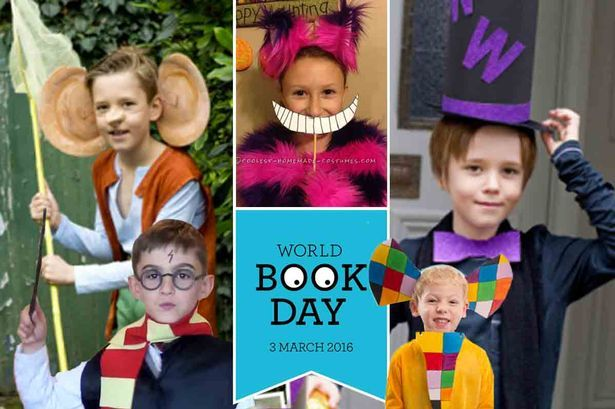 World book day 2016 15 adorable diy costume ideas for kids world book day 2016 15 adorable diy costume ideas for kids including harry potter and solutioingenieria Images